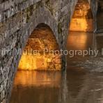 Sunlit Arches